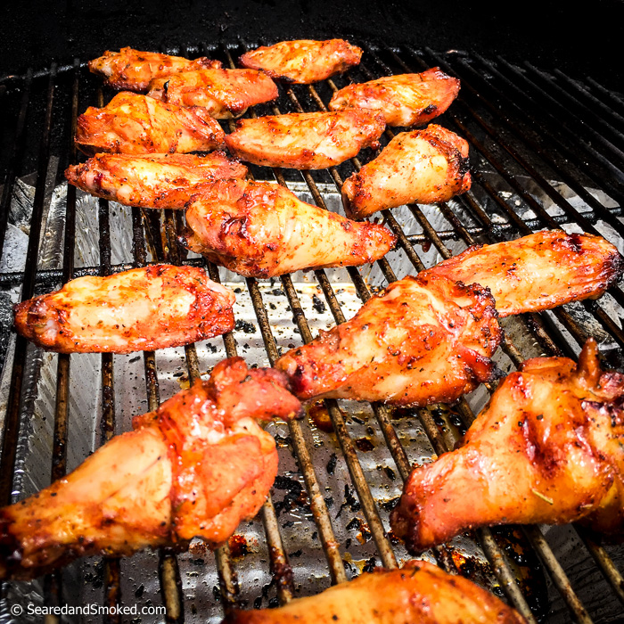 crispy grilled chicken wings-11