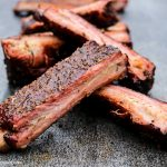 smoked st louis spare ribs aaron franklin