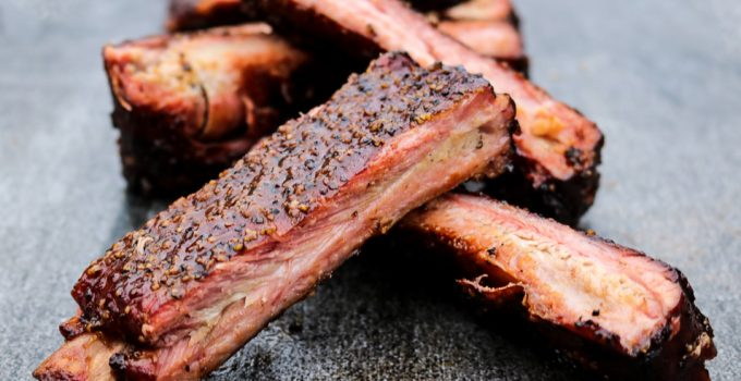 St. Louis Spare Ribs – Aaron Franklin Style