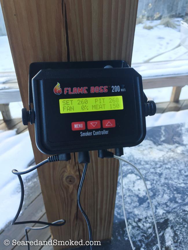 Flame Boss 200 Wifi