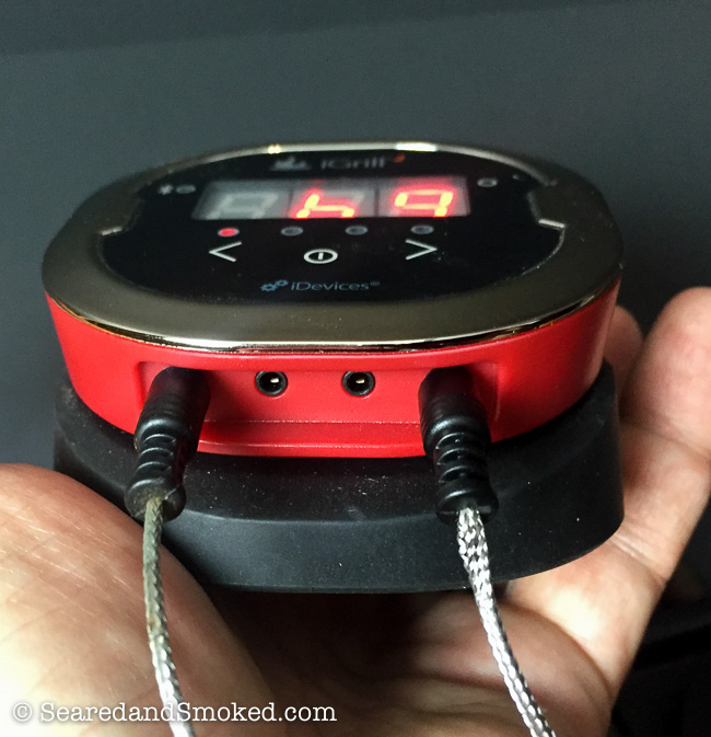 iGrill2 wireless meat thermometer