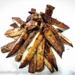oven crispy fries