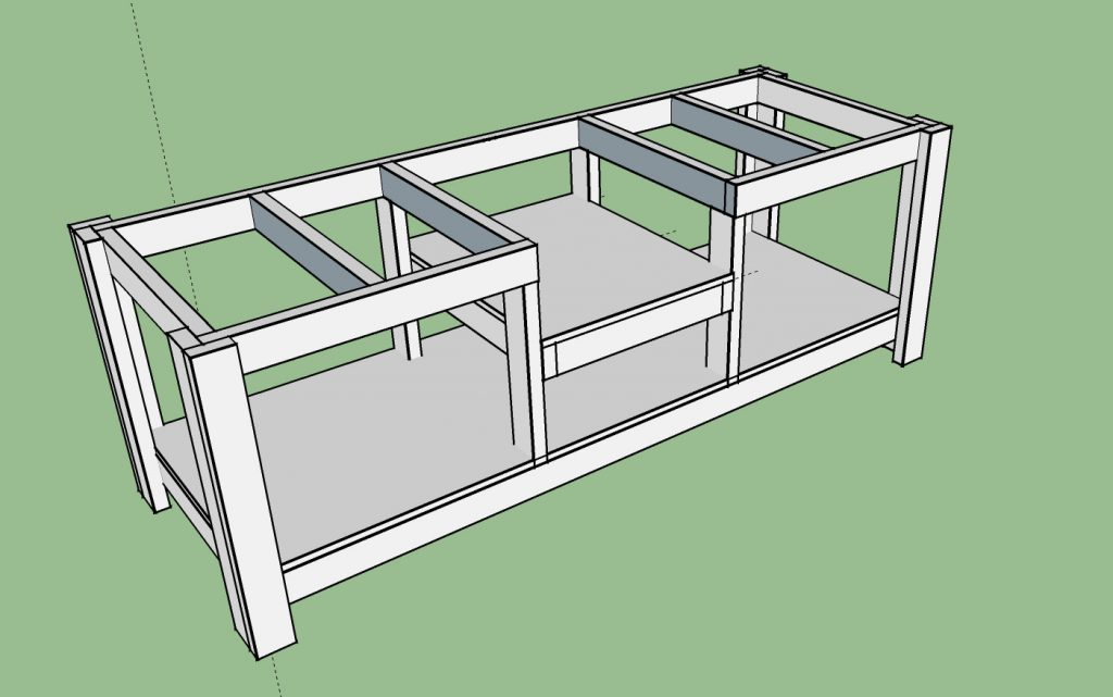 Diy Green Egg Table Plans Modern Coffee Tables And Accent